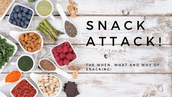 Snack Attack! Marnie Wynne Coaching Blog